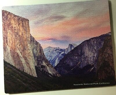 High Quality Mouse Pad Large 9.86x7.88x0.25in Matching Apple Yosemite Saver