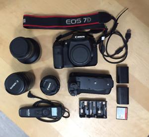 Canon 7D + EF 50mm f/1.8 II