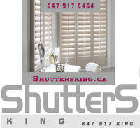 Shutters&Blinds Special Sale