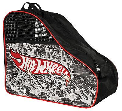 HotWheels Skatebag Big Logo Kinder Inline Skate und Schlittschuh Tasche