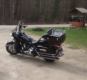 2001 Harley Electra Glide Classic - Mint