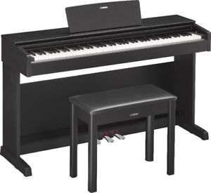 Yamaha ARIUS YDP-143B Digital Piano with Bench on Sale Now!