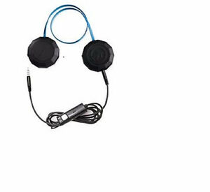 Outdoor Tech Wired Helmet (bycicle; Bmx; Motorcycle) Headphones