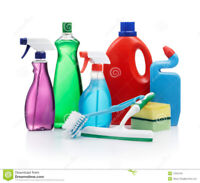 Cleaner(s) needed for Saturday, April 27th