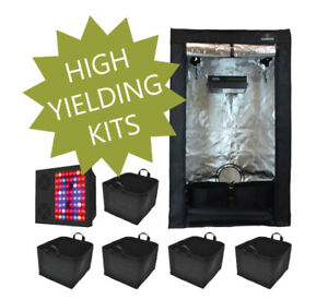 600/1000 WATT LED GROW LIGHT KIT [2x3, 2x4, 3x3, 4x4]