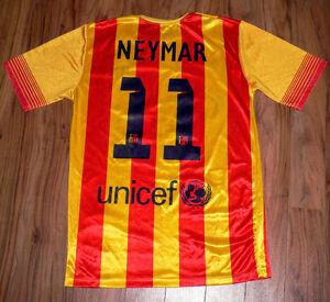 Neymar Chandail FC Barcelone