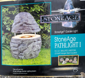 DIY OR LANDSCAPERS' DEAL..StoneAge Garden Landscaping LED Lights