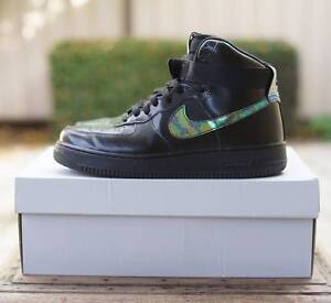 Nike Air Force 1 Oil size 9 US Wilson Canning Area Preview