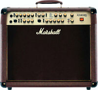 REDUCED Marshall Amp AS100D LIKE NEW $650 OBO