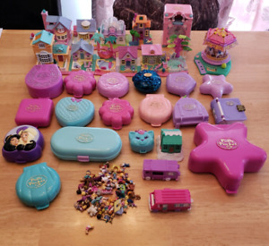 Vintage Polly Pockets