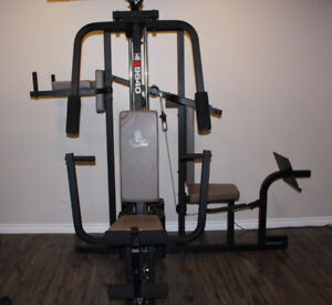 Weider Pro weight set, GUC $150 OBO