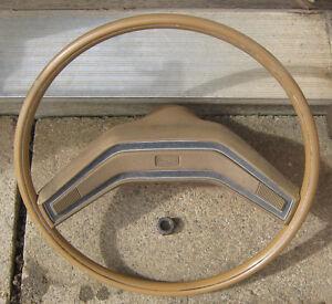 Ford Maverick Steering wheel.