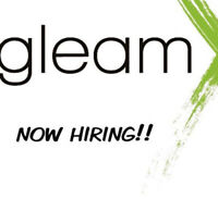 Full time & part time cleaners needed