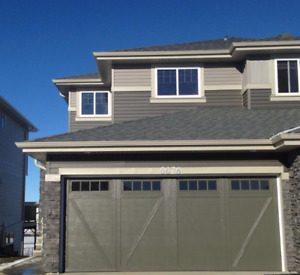 REALLY? Walkout Duplex 3 Bed, 3.5 bath & Double attached garage!
