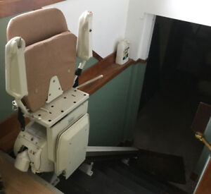 7 step Stannah 420 stairlift $1,200 obo.