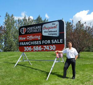 Billboard Sign Franchise for Sale in Windsor