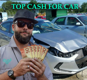 TURN YOUR OLD UNWANTED SCRAP USED CARS INTO CASH TODAY!