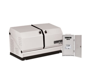 Champion 8.5 Kw Home Standby Generator
