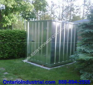 KWIK-STOR PORTABLE STORAGE CONTAINERS. KWIK STOR STORAGE UNITS Kitchener / Waterloo Kitchener Area image 8