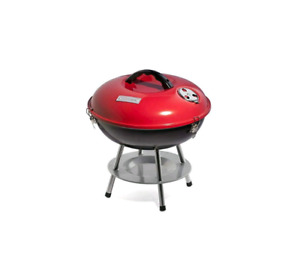 Brand New CUISINART Portable BBQ Charcoal Grill, 14-Inch