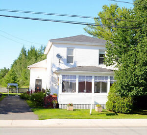 Tons of Character! 4 Bedroom Home in Fredericton Junction
