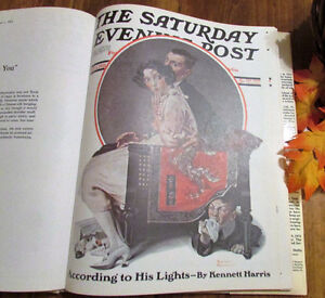 Norman Rockwell and the Saturday Evening Post 1916-1928 Kitchener / Waterloo Kitchener Area image 7