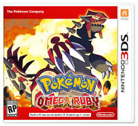 Pokemon Omega Ruby 3DS ( Need Gone Today)
