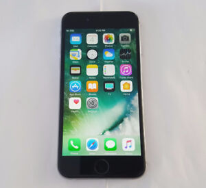 Factory Unlocked Apple iPhone 6 64GB Gray Excellent Condition