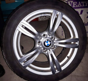 BMW WINTER TIRE PACKAGE - USED