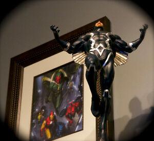 Sideshow/ XM Studios / BLACK BOLT Statue *NEW MINT*