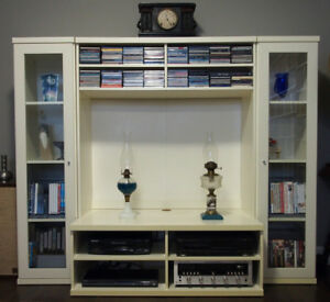 Ikea Bonde Entertainment Unit