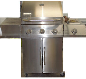 Kenmore Natural Gas BBQ with Side burner