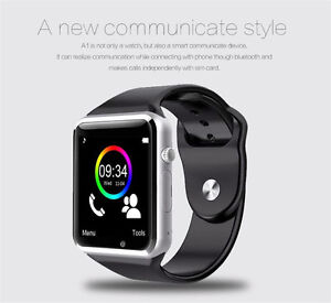 Android Smart Watch With Cam Facebook App Browser App, More