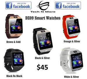 DZ09 Smart Watch (5 Colors)