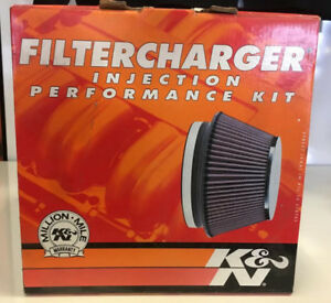 K&N Filtercharger Fuel Injection Performance Kit Mustang GT