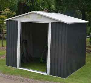 Looking for Metal Shed