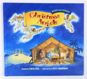 Read and Share Christmas Angels Hardcover Book for Children