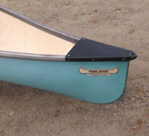 CANOE YORK RIVER COMPANY EXCELLENT CONDITION