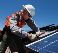 Solar Installation Training with Hands-On Experience