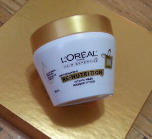 L'OREAL HAIR EXPERTISE RE-NUTRITION INTENSE MASK - 300 ML