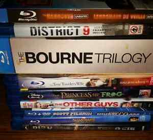 11 Blurays for $25