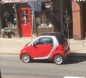 2009 Smart Car Passion Only (45000kl) $6000 OR Trade for car