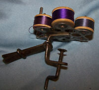 Quilting Spool/Thread Holder - Antique