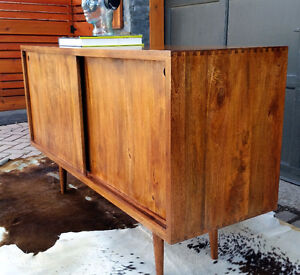 New Solid Wood TV Media Consoles/ /Sideboards/ Buffets MCM style