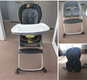 Ingenuity 3 in 1 Highchair