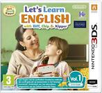 Let's Learn English with Biff, Chip & Kipper 1 (Nintendo ...