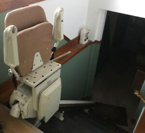 7 step Stairlift for sale