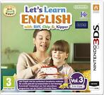 Let's Learn English with Biff, Chip & Kipper 3 (Nintendo ...
