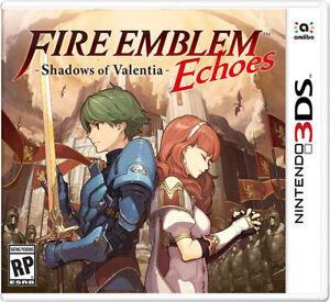 Fire Emblem Echoes : Shadow of Valencia (scellé neuf)