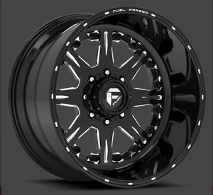 New Fuel Forged FF25 & 40x15.5024 Nitto Trail Grapplers